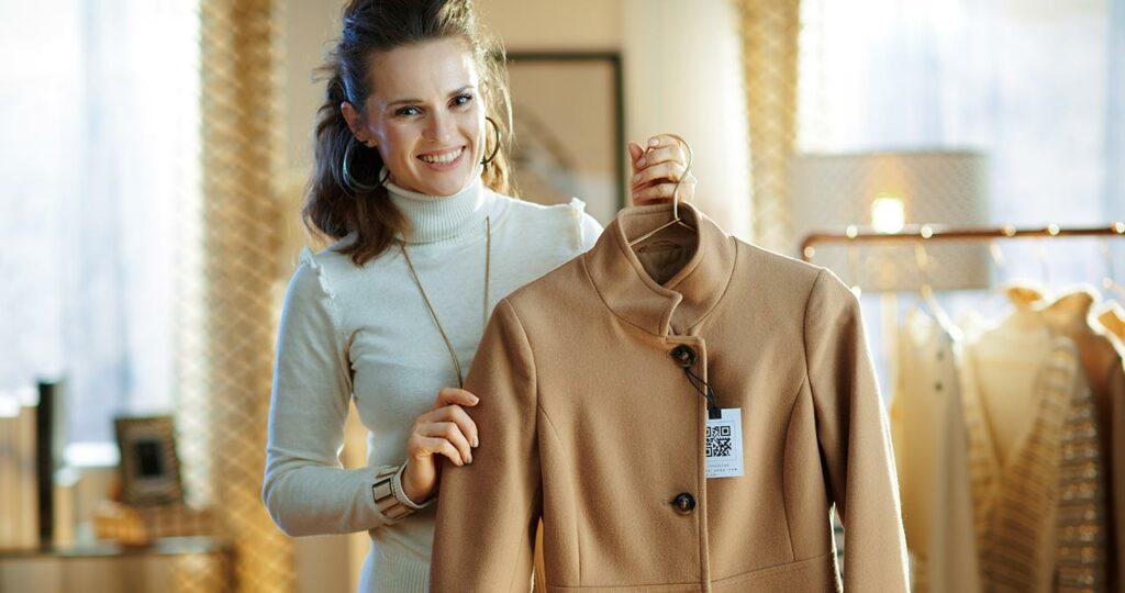 système de notation textile